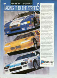 1991 GM Motorsport Ad - Taking it to the streets.jpg (182777 bytes)